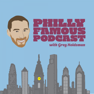 Philly Famous Podcast Logo